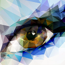 Clay Eye logo icon