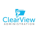 Clear View Administration logo icon