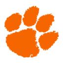 Clemson Athletics logo icon