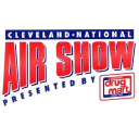 Cleveland National Air Show logo icon