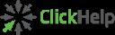 Click Help logo icon