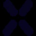 Click Host logo icon