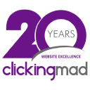 Clickingmad logo icon