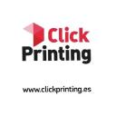 Clickprinting logo icon