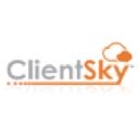 Client Sky logo icon