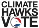 Climate Hawks Vote logo icon