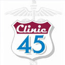 Clinic45 logo icon