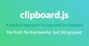 Clipboard.js logo