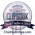 ClipBook Logo