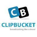 Clip Bucket logo icon
