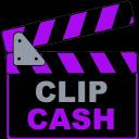 Clipcash logo icon