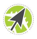 Cliqnship logo icon