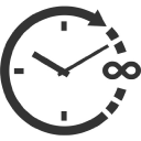 Clockss logo icon