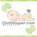 Cloth Diaper logo icon