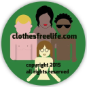 Clothes Free Life logo icon