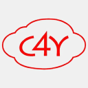Cloud4you logo icon