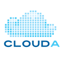 Cloud logo icon