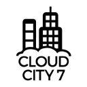 Cloud City 7 logo icon