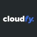 Cloudfy logo icon