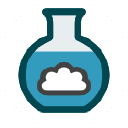 Cloud Lab logo icon