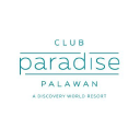 Club Paradise Palawan logo icon