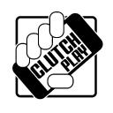 Clutch Play Games logo icon