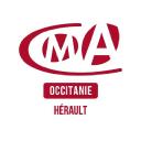 Cma Herault logo icon
