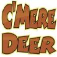 C'Mere Deer Logo