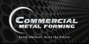 Commercial Metal Forming logo icon