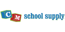Cm School Supply logo icon