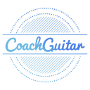 Coach Guitar logo icon