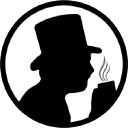 Coffee Detective logo icon