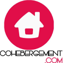 Cohebergement logo icon