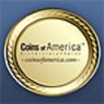 Coins of America Logo