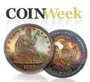 Coin Week logo icon