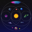 Coldplay logo icon