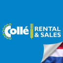 Collé Rental & Sales logo icon