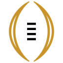 College Football Playoff logo icon