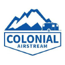 Colonial Airstream logo icon