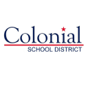 Colonial School District logo icon