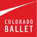 Colorado Ballet logo icon