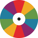 coloredvinylrecords.com logo icon