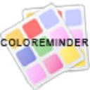 coloreminder.com logo icon