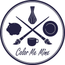 Color Me Mine logo icon