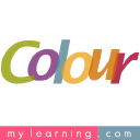 Colour My Learning logo icon