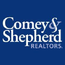 Comey & Shepherd Realtors logo