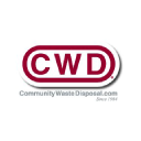 Community Waste Disposal Company Logo