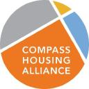« Compass Housing Alliance logo icon