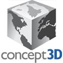 concept3D Inc. logo