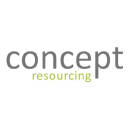 Concept Resourcing logo icon